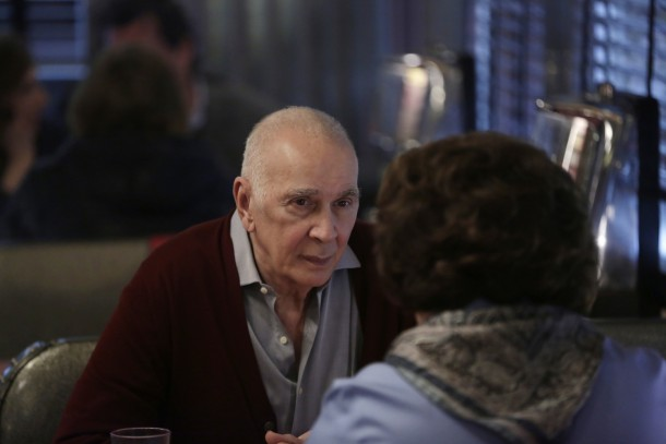 "THE AMERICANS -- ""I Am Abassin Zadran"" Episode 312 (Airs Wednesday, April 15, 10:00 PM e/p) Pictured: Frank Langella as Gabriel. CR: Patrick Harbon/FX"