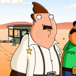 BORDERTOWN trailer