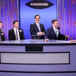 Hugh Jackman, Nick Offerman, and Susan Sarandon play Password on 'The Tonight Show'