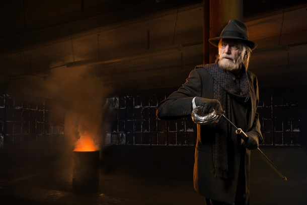 THE STRAIN -- Pictured: David Bradley as Abraham Setrakian. CR. Robert Sebree/FX