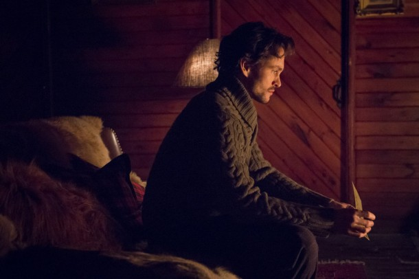 "HANNIBAL -- ""The Great Red Dragon"" Episode 308 -- Pictured: Hugh Dancy as Will Graham -- (Photo by: Brooke Palmer/NBC)"