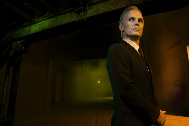 THE STRAIN -- Pictured: Richard Sammel as Thomas Eichhorst. CR. Robert Sebree/FX