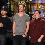 Chris Hemsworth hosts 'SNL' tonight with musical guest Chance The Rapper