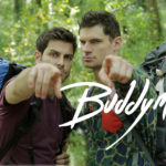 'Buddymoon' starring David Giuntoli and Claire Coffee from 'Grimm' and Flula Borg trailer premiere