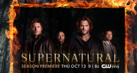 Misha Collins Interview – Castiel is on the hunt for Lucifer when 'Supernatural' premieres Thursday on The CW