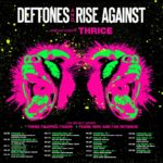 Deftones announce co-headlining U.S. tour with Rise Against this summer