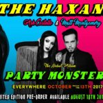 The Haxans to release 'Party Monsters' on Oct. 13
