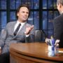 Walton Goggins highlights from 'Late Night with Seth Meyers'