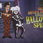 The David S. Pumpkins Animated Halloween Special preview