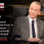Tonight's guests on 'Real Time with Bill Maher' are Billy Crystal, Russell Brand, Harold Ford, Jr., Olivia Nuzzi and Steve Schmidt
