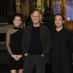 Larry David hosts SNL with musical guest Miley Cyrus