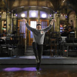 Sam Rockwell hosts 'Saturday Night Live' tonight with musical guest Halsey