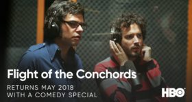 Flight of the Conchords special debuts this May on HBO