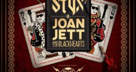 Joan Jett and the Blackhearts, Styx to co-headline tour kicking off May 30 with Tesla