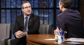 'Late Night with Seth Meyers' highlights: John Oliver talks 'Marlon Bundo' & Amber Ruffin visits Australia