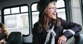 Trailer premiere: STEVEN TYLER: OUT ON A LIMB available on VOD and Digital HD on May 15th