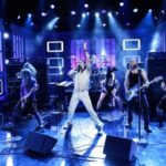 """Andrew W.K. performs """"Music Is Worth Living For"""" on 'Conan'"""