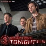 'Supernatural' season finale previews