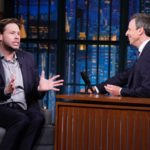 Ike Barinholtz discusses his vasectomy and more on 'Late Night with Seth Meyers'