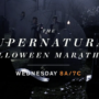 TNT airs all-day 'Supernatural' marathon on Halloween