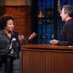 Wanda Sykes talks about integrating politics into her comedy and more on 'Late Night with Seth Meyers'