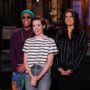 Claire Foy hosts 'Saturday Night Live' tonight with musical guest Anderson .Paak