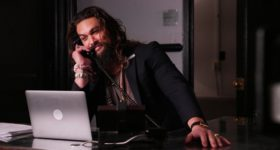 Jason Momoa hosts 'Saturday Night Live' tonight with musical guest Mumford & Sons