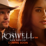 'Roswell, New Mexico' – trailer and interview with Nathan Dean Parsons