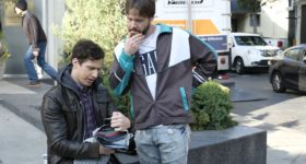 Ike Barinholtz guests stars on 'Brooklyn Nine-Nine' tonight