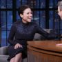'Late Night with Seth Meyers' welcomed Julia Louis-Dreyfus and Mark Hamill