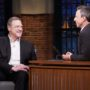 'Late Night with Seth Meyers' welcomed John Goodman and Michael C. Hall