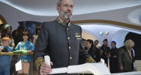 New HBO comedy series AVENUE 5, starring Hugh Laurie, debuts in January